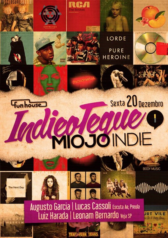 Indieoteque Miojo Indie